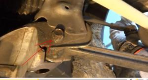 Замена рычага передней подвески и сайлентблока на мазда демио