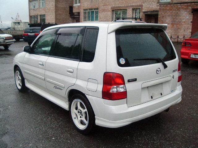 Mazda Demio (DW3W) 2000 г.